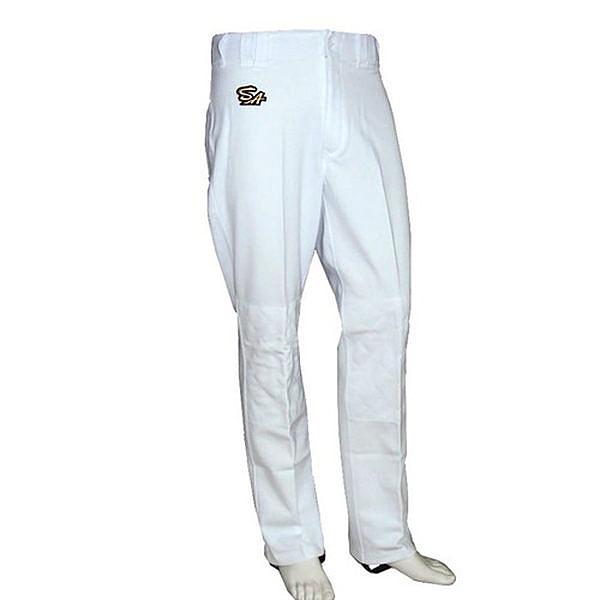 【LAKEIN運動網】SA-白色直筒褲