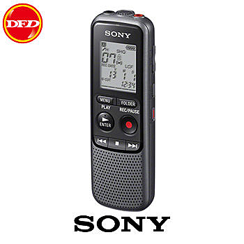 SONY  ICD-PX240(4GB) 入門級 多功能時尚專業錄音筆 公司貨