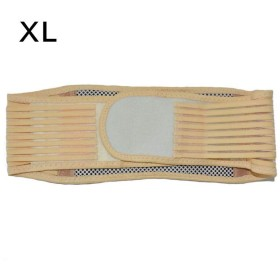 woxiangzhou 調節可能なトルマリン自己発熱サポートブレースベルトが腰痛姿勢を緩和