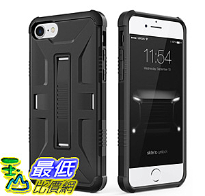 [106美國直購] 保護殼 iPhone 7 Case ,8 Case Yesgo Military Heavy Duty Hybrid Rugged Protective Case