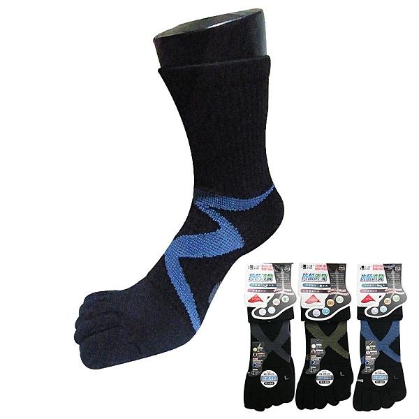 本之豐~五趾襪 繃帶抗菌消臭運動款-波比元氣生活網