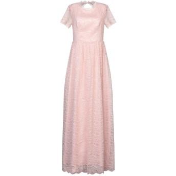《セール開催中》BY MALINA レディース ロングワンピース&ドレス ピンク XS ナイロン 60% / コットン 30% / レーヨン 10%