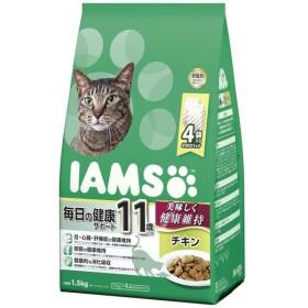 マースジャパンリミテッド アイムス11歳以上用毎日の健康サポートチキン1.5kg