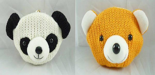 【震撼精品百貨】日本泰迪熊~零錢包『熊貓/熊』(共2款)