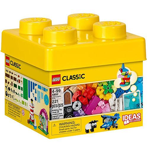 樂高積木LEGO《 LT10692 》2015 年Classic 經典基本顆粒系列 - 創意禮盒 ╭★ JOYBUS玩具百貨