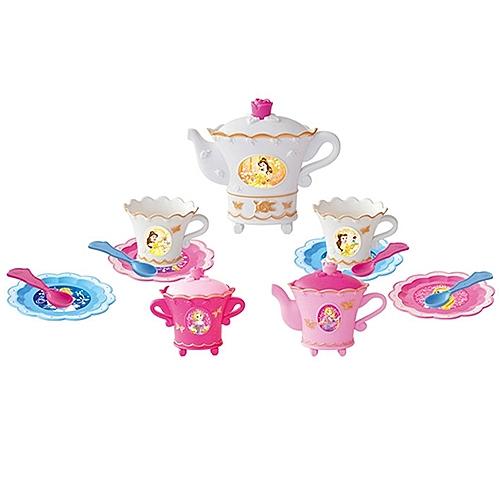 《 Disney 迪士尼 》迪士尼公主下午茶組╭★ JOYBUS玩具百貨