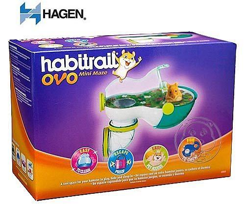 【 培菓平價寵物網】赫根HAGEN 》寵物鼠誕生系列 迷你迷宮