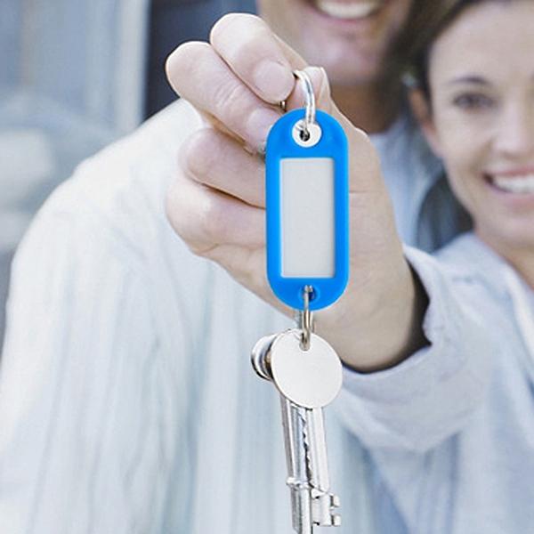 鑰匙牌 鑰匙 鑰匙扣 鑰匙圈 塑料鑰匙牌 鑰匙扣 賓館 碼牌 分類牌 吊牌 掛牌 糖果色 1095