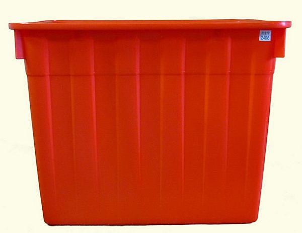 **好幫手生活雜鋪**通吉 240L普力桶--------四角桶,方形桶,塑膠桶,海產桶,水產桶