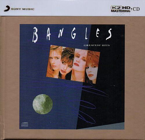 【停看聽音響唱片】【K2HD】BANGLES GREATEST HITS