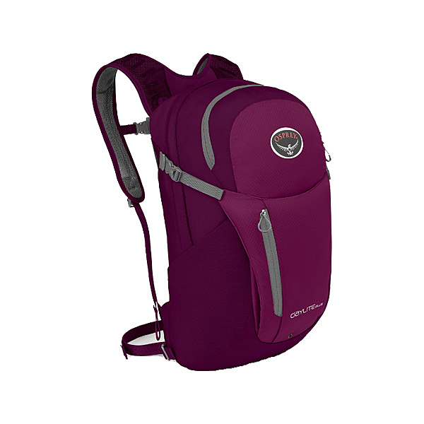 [OSPREY] Daylite Plus 20L 休閒背包 茄子紫 (10000408)