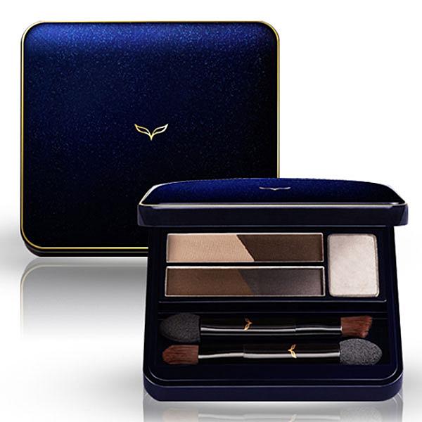 F.O.X 時尚完美彩妝 立體造型眉眼餅 完美的5色組合6.5g【娜娜香水美妝】FOX