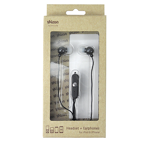 【MATE】Mizon iPhone 6 耳塞式耳機