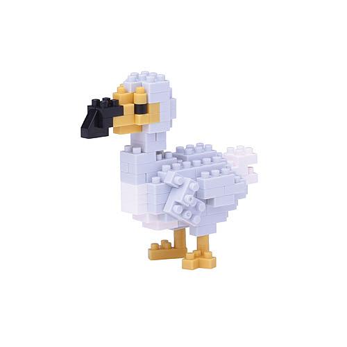【日本 Kawada 河田】Nanoblock 迷你積木 渡渡鳥 NBC-188