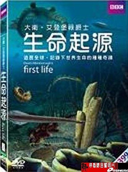 【停看聽音響唱片】【DVD】生命起源