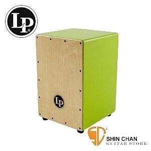 LP 品牌 泰國製 LP1442 木箱鼓 (綠色) 【LP-1442-GN】