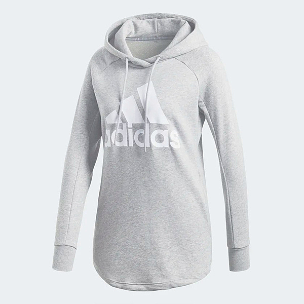 adidas 愛迪達 女生 棉質長袖 帽T CZ5667