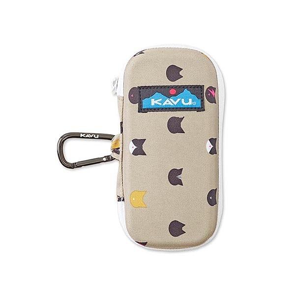 [KAVU] SOLAR FLARE 硬式保護盒 貓性質 (9124-583)
