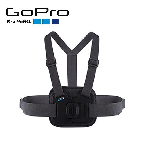 GoPro 大尺寸 雙肩背帶 穿戴式 胸前綁帶 GCHM30-001