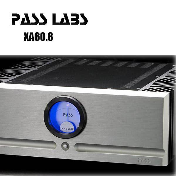 【新竹音響勝豐群】美國PASS XA60.8 單聲道後級擴大機 創造難以超越的高峰!(XP-30.XA60.5)