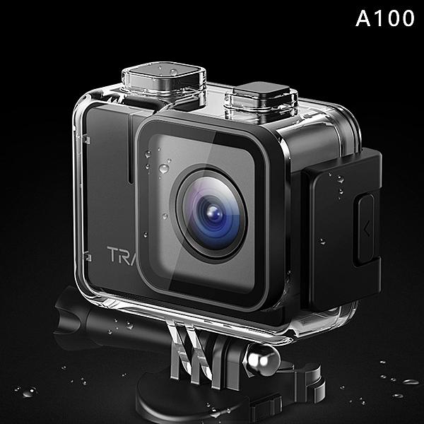 EGE 一番購】Apeman【Trawo A100】專業4K穩定版 超高畫質完美呈現 WiFi運動攝影機【公司貨】