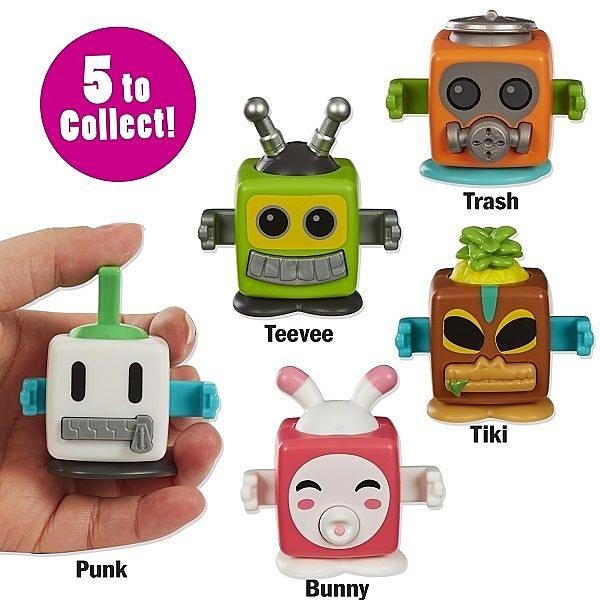 【派對遊戲】指尖玩具-紓壓好朋友(款式隨機) TO06654