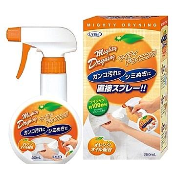 【UYEKI】日本植木 衣領衣袖清潔噴液 250ml
