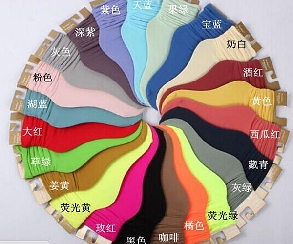 【協貿國際】鬆口中短筒堆堆襪子(3入)