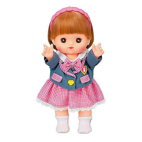 小美樂娃娃 格子制服裝 配件_PL51470 (不含娃娃)日本PILOT 原廠公司貨