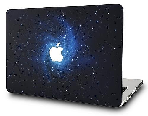 【美國代購】適用於MacBook Pro的KECC筆記本電腦包13吋 塑料硬殼蓋 藍色