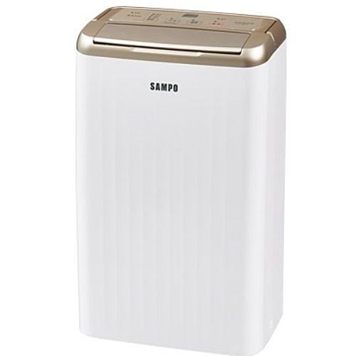 【中彰投電器】SAMPO聲寶(6L)空氣清淨除濕機,AD-WB712T【全館刷卡分期+免運費】