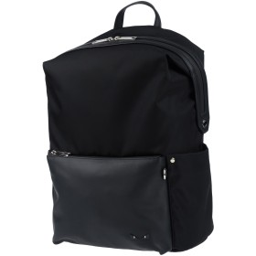 《セール開催中》FENDI メンズ バックパック&ヒップバッグ ブラック 牛革(カーフ) / 紡績繊維