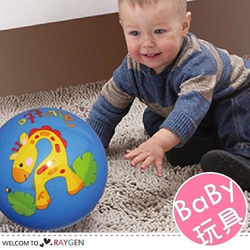 卡通動物圖案拍拍球 小皮球 兒童玩具