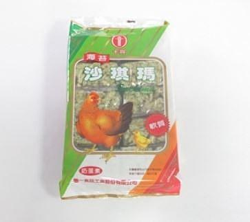 卡賀海苔沙琪瑪(180g)*1包【合迷雅好物超級商城】