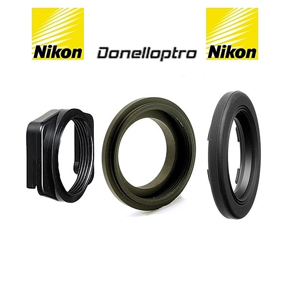 原廠正品Nikon眼罩方轉圓DK-22+多尼爾接環DK-2217+Nikon原廠眼杯DK-17即DK-22眼杯+DK2217+DK-17眼杯D750