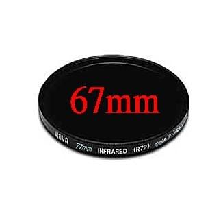 【聖影數位】HOYA INFRARED R72 紅外線鏡片 67mm