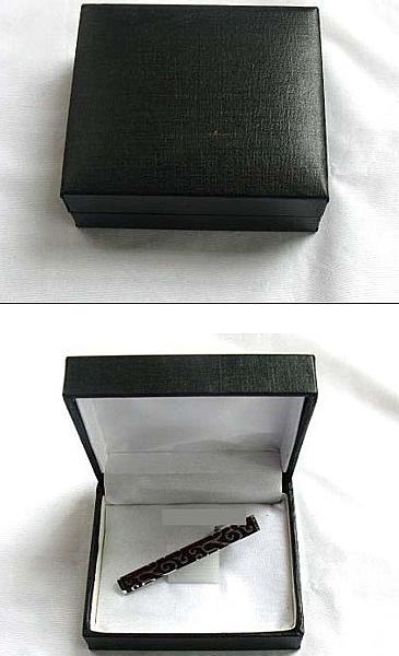 來福,領帶夾盒子裝領夾盒子,直購價80元,現+預7-10