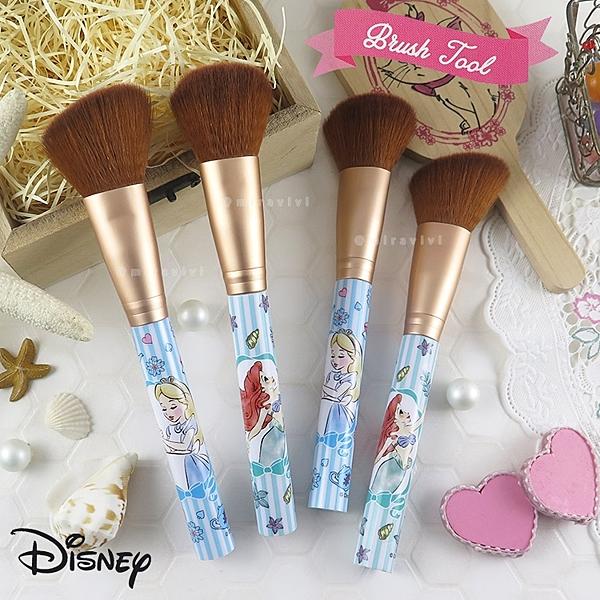 Disney迪士尼彩妝刷具 蜜粉刷 腮紅刷