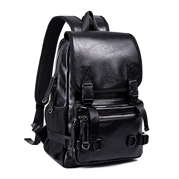 【5折超值價】經典潮流日韓簡約風格型男百搭後背包