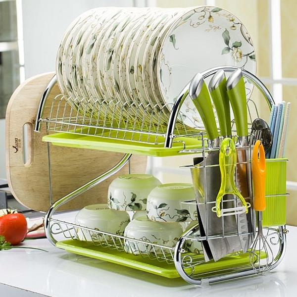 瀝水架 廚房置物架家用餐具碗筷晾放盤子瀝水碗架碗柜洗碗池碗碟收納架子
