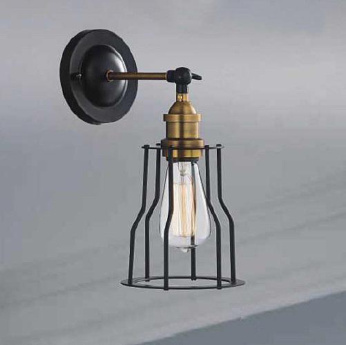 燈飾燈具【燈王的店】愛迪生系列 工業風 壁燈 1燈 ☆ 20303