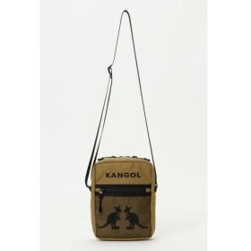 【ヴァンスシェアスタイル/VENCE share style】 【KANGOL】カンゴール ミニショルダーバッグ