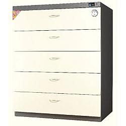 ★24期0利率★ 防潮家 CDV-5WC 抽屜收納櫃 箱體採強化鋼板雙層銀粉烤漆