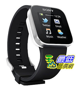 [103 美国直购] Sony SmartWatch US version 1 Android Bluetooth USB Retail Box $3741