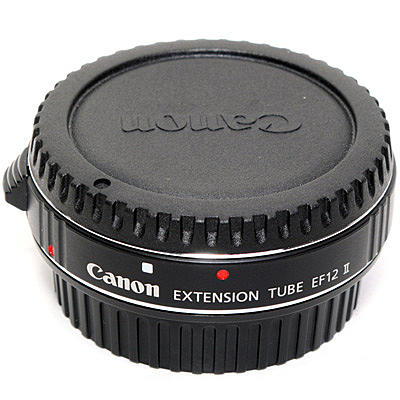 Canon Extension Tube EF 12 II 增距鏡/延伸管 公司貨