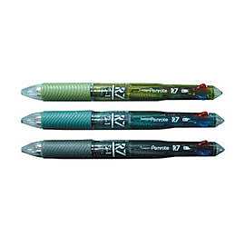 筆樂 Penrote PA7749 R7四色原子筆-36支入 / 盒