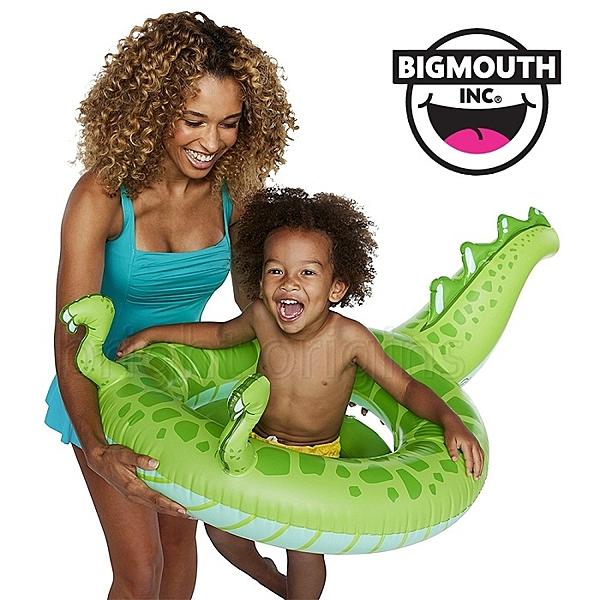 美國 Big Mouth 兒童造型游泳圈 酷恐龍款