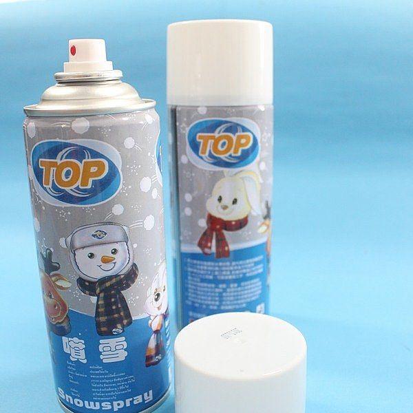 台灣製 噴玻璃噴雪罐 白色 不可融化(大)/一盒6罐入(促99)450cc 噴雪花 聖誕噴雪罐 雪花 人造噴雪