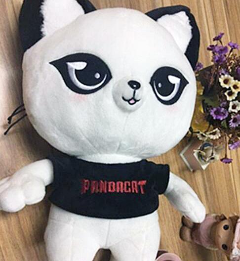 【葉子小舖】(30cm)韓劇大力女都奉順同款狐狸娃娃/玩偶/毛绒玩具/可愛娃娃/公仔