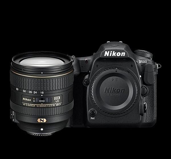 [EYEDC] Nikon D500 16-80mm KIT 國祥公司貨 (分12/24期)